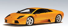 1:18 AUTOart Lamborghini Murcielago métallique orange (74512) -Rareté