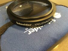 Schneider Centre Filter II G For 67mm Lens Thread. 2 F Stop Correction.