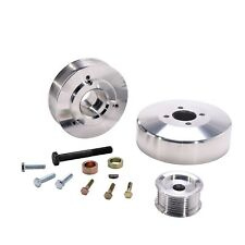 BBK Performance 15550 Power-Plus Series Underdrive Pulley System