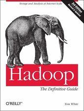 Hadoop by Tom White (2012, Paperback)