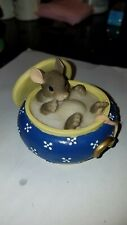 """Charming tails figurine """"You Couldn't be Sweeter"""" Le"""