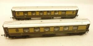 2 x HORNBY 00 gauge PULLMAN CARS - KITCHEN & PARLOUR - R223,                   p