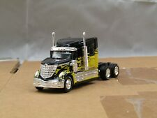 dcp/Maisto black/yellow International Lonestar tractor no box 1/64