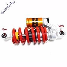1X 240mm Rear Air Shock Absorbers Suspension For Motorcycle ATV Moped Scooter