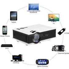 UC46 WiFi Portable Mini HD LED Video Home Theater Cinema Projector Miracast B7Z5