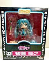UK Seller Miku Hatsune Nendoroid Goodsmile figure Japanese Kawaii  anime import