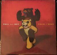 *NEW/SEALED* Folie à Deux LP Fall Out Boy 180g Vinyl 2008 Island FAST USA SHIP