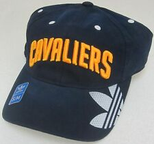 NBA Cleveland Cavaliers Navy Blue Slope Fitted Hat By adidas, Size S/M