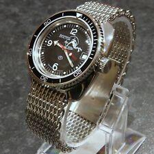 Vostok Amphibia Custom Russian Auto Dive Watch, New, Boxed, UK seller