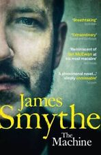 The Machine by James Smythe Paperback Future Book Books Novel A10 LL168