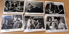 6x EASTGERMAN LOBBY CARDS - PHYLLIS CALVERT - MANDY 1952