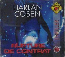 Harlan Coben Rupture de contrat Livre Audio VDB MP3