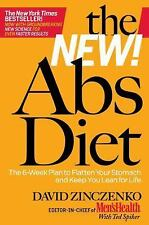 The New! Abs Diet : The 6-Week Plan to Flatten Your Stomach and Keep You Lean...