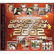 CD EUROVISION 2002 Allemagne Preselection : Various Grand prix 2002