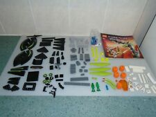 Lego 7693 RARE Mars Mission ETX Alien Strike Space 100% complete + manual FREE P