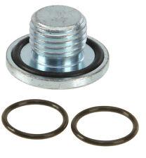 Oil Drain Plug Assembly Corteco + Gasket fits 2000-2009 Saturn Vue L300 LW300