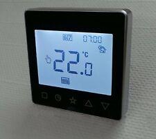Digital Raumthermostat programmierbar mit Touchkey Bedienung programmierbar#z910