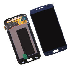 WOW LCD Screen Touch Panel For Samsung Galaxy S6 SM-G920A G920V G920P G920T BLUE