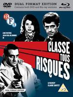 Classe Tous Risques DVD (2014) Lino Ventura, Sautet (DIR) cert PG 2 discs