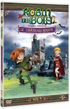 Robin des bois malice à Sherwood Le château hanté DVD NEUF SOUS BLISTER