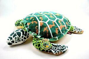 Melissa & Doug Giant Stuffed Animal Sea Turtle Plush NEW w/tag