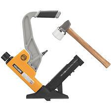 BOSTITCH BTFP12569 2-in-1 Pneumatic Flooring Tool Air Nailer & Stapler 2in1