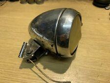 Vintage Sturmey Archer Bicycle Headlamp, Raleigh BSA #1013