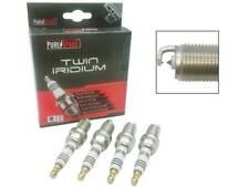 4x Purespark Twin Iridium Upgrade Spark Plugs 3297-02 - ULTRA FINE ELECTRODE