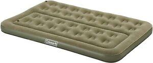 Coleman 2000025184 Double Air Mattress Green