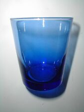 Anchor Hocking Cobalt Glass REFRESHERS  Double Old Fashioned Tumbler/s (loc-big)