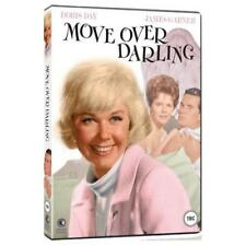 Move Over Darling - Genuine UK DVD NEW & SEALED - Doris Day