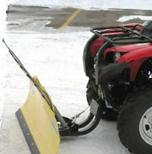 ATV SNOW PLOW POLARIS SPORTSMAN 600 700 800 05-09 SNOWPLOW FRONT G2  54 IN BLACK