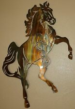 Fire Ball  Western Metal Wall Art Decor by HGMW