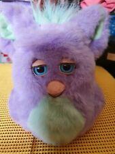 2006 Original Rare Chatting Funky Purple Furby-Works