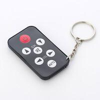 Universal Mini IR Infrared TV Remote Control Key Ring Novelty Turn Off Gadget