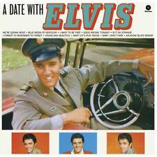 Elvis Presley - A Date With Elvis - SEALED - 180 Gram Vinyl Album Record Reissue