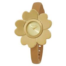 Michael Kors Mena Gold-tone Ladies Flower Watch MK2664