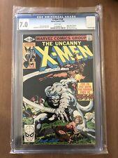 THE UNCANNY X-MEN #140 (1980) VF- MARVEL CGC 7.0 Alpha Flight *disbands*