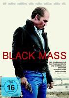 Black Mass Johnny Depp, Joel Edgerton  DVD Neu!