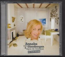 ANNEKE VAN GIERSBERGEN & AGUA DE ANNIQUE In Your Room CD THE GATHERING 1st PRESS