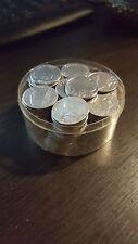 lotto di 132 monete da 20 centesimi di Vittorio Emanuele III vari anni