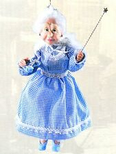 Jacqueline Kent   BABY BOY FAIRY GODMOTHER DOLL ✪NEW✪ 344408 RETIRED RARE LADY