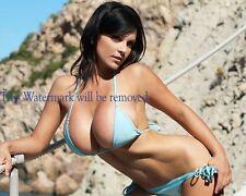 Denise Milani, 8X10 Brillante Foto Imagen Imagen dm6