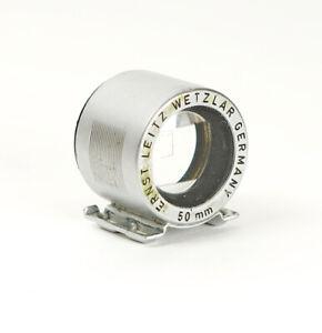 Leitz Leica Brightline Viewfinder SBOOI 50mm View Finder No.0013