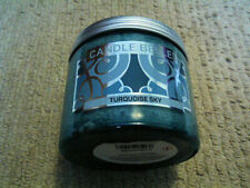 Candle Belle Scented 2-wick Tumbler Candle - 1 - TURQUOISE SKY