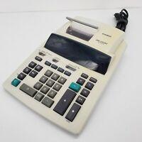 Casio Desktop Printing Calculator DR-210HT