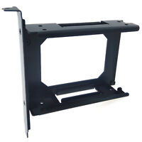 """2.5"""" Dual SSD HDD to PCI PCIe Mount Bracket Hard Drive Adapter Case Full Height"""