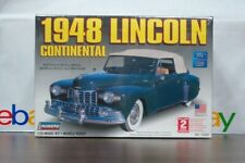 Lincoln 1948 Continental 1:25 scale Lindberg Kit - HOBBY TIME MODEL SHOP