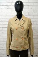 Giacca Primaverile Donna REFRIGIWEAR Taglia M Jacket Cappotto Blazer Lino Woman