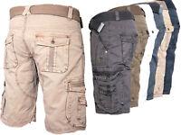 geographical norway Herren cargo shorts kurze hose knielang short bermuda PEROU